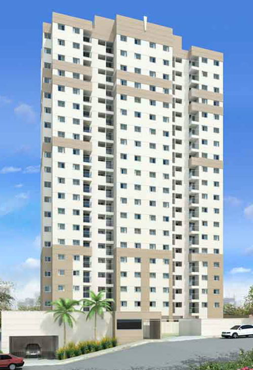 Inéditto Clube Residencial
