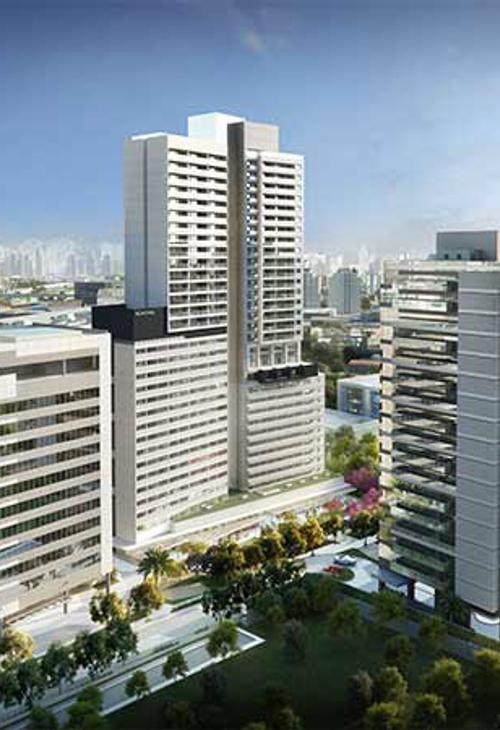Praça São Paulo - Comercial