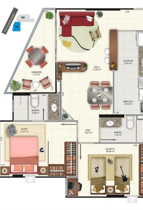 L'ècrin Residence