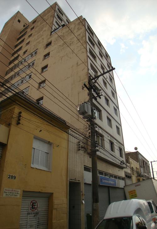 Condomínio Edifício Mon e Sião
