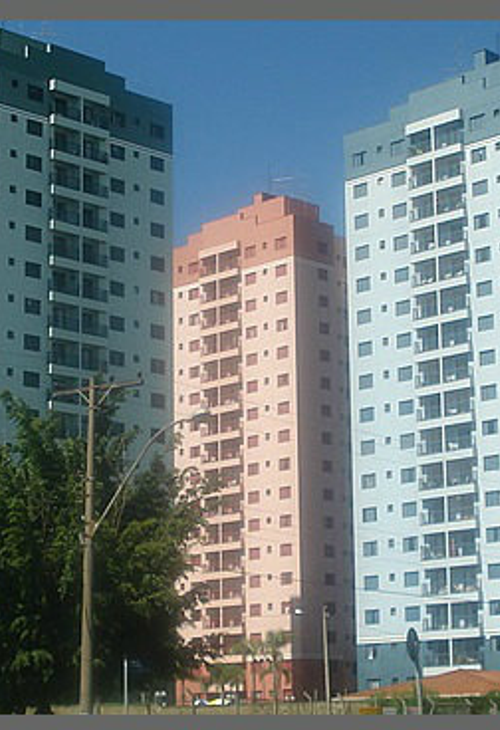 Condomínio Residencial da Colina