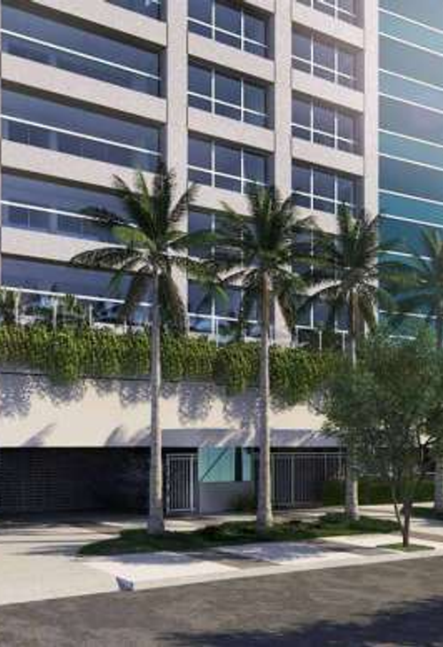 City Hall Park Residence