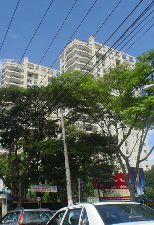 Reserva Parque Ibirapuera