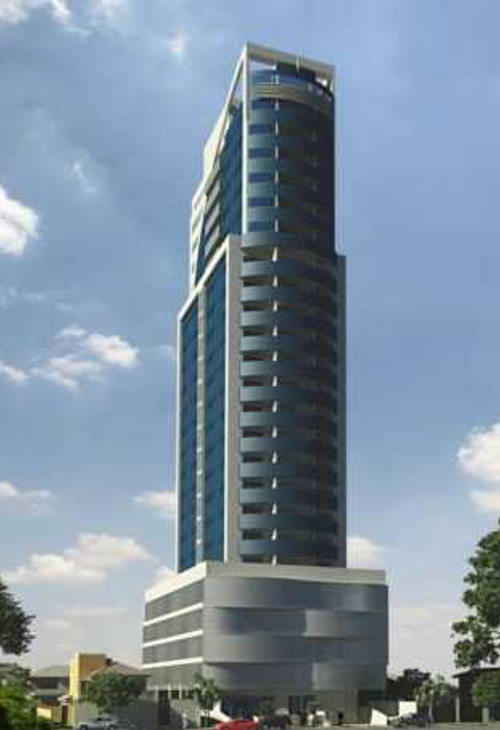The One Office Tower