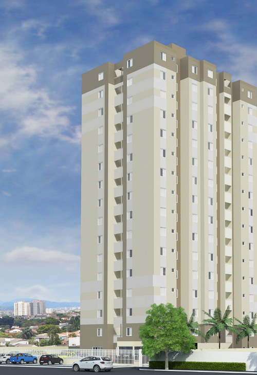 Residencial Vertical House