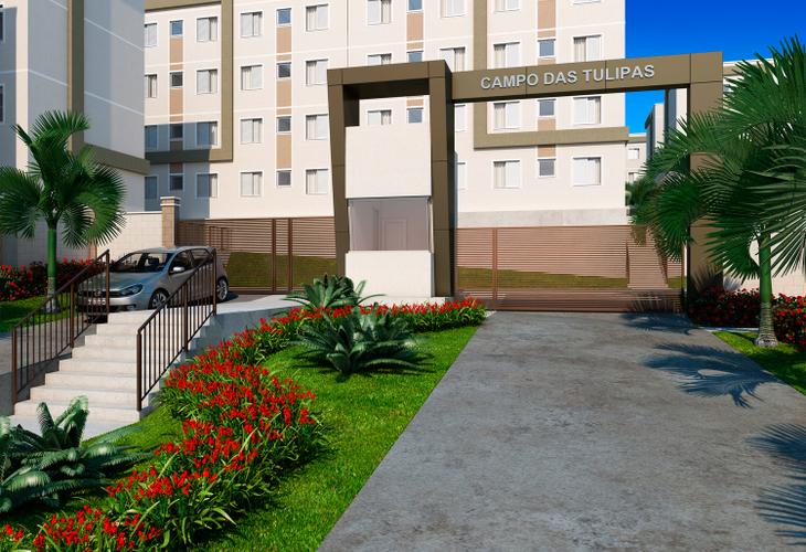 Residencial Campo das Tulipas