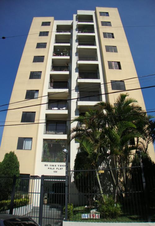 Edifício Casa Verde de Polo Flat