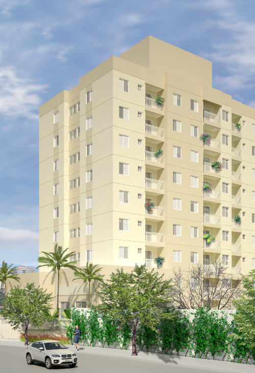 Residencial Happy New Life