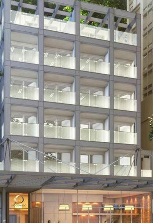Sao Conrado Exclusive Offices
