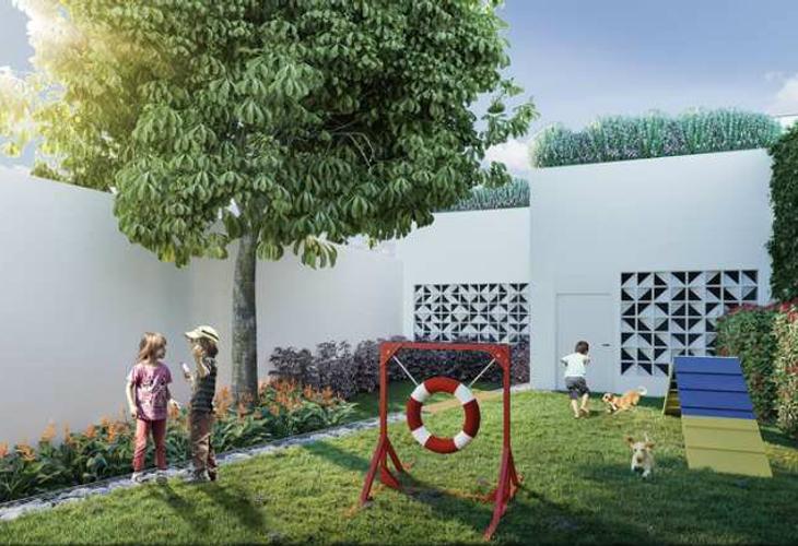 Vista Caconde Jardins