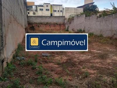 Jardim Novo Campos Elisios, Campinas - SP
