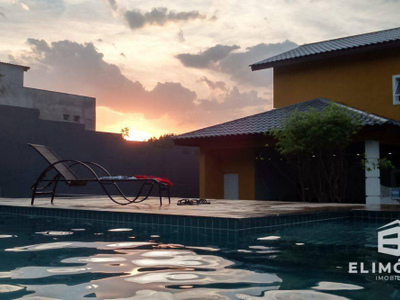 Condomínio Reserva Ibirapitanga, Santa Isabel - SP