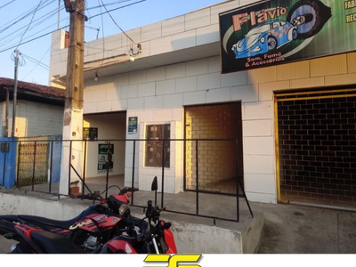 Centro, Santa Rita - PB