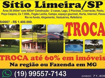 Bairro dos Pires, Limeira - SP