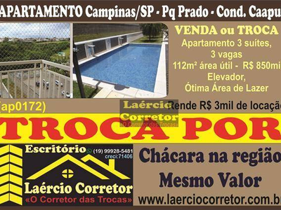 Parque Prado, Campinas - SP