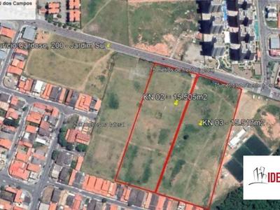 Jardim Sul, São José dos Campos - SP