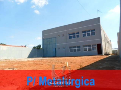 Centro Industrial Rafael Diniz, Bragança Paulista - SP