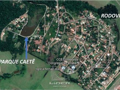 Parque Caetê, Bragança Paulista - SP