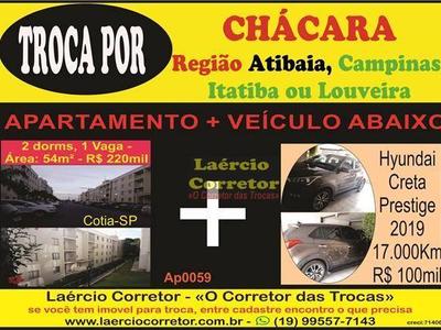 Jardim Caiapia, Cotia - SP