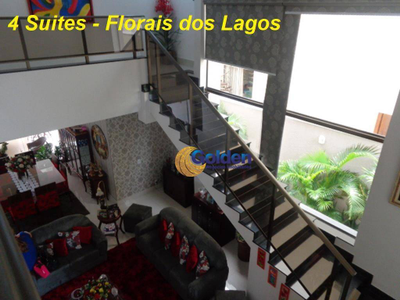 Condomínio Florais dos Lagos, Cuiabá - MT