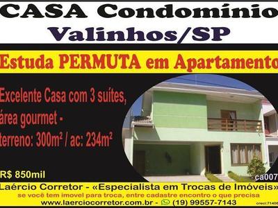 Condomínio Madre Maria Vilac, Valinhos - SP
