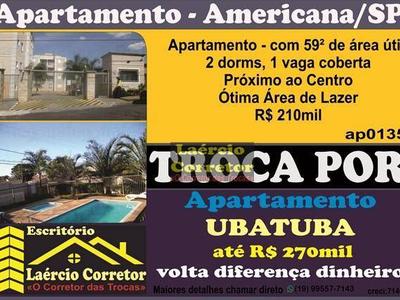 Jardim Paulistano, Americana - SP