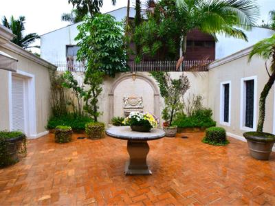Cidade Jardim, São Paulo - SP