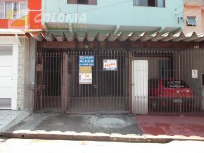 Vila Alto de Santo Andre, Santo André - SP