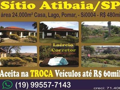 Usina, Atibaia - SP