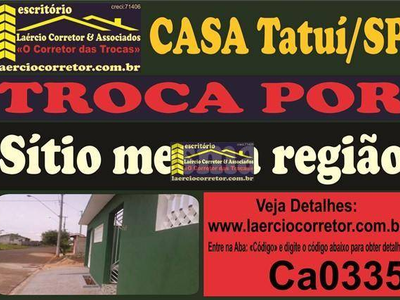 Residencial Astória, Tatuí - SP
